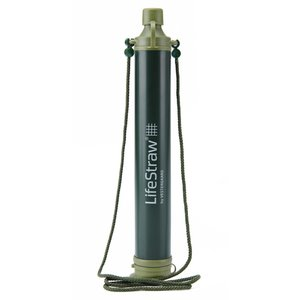 LifeStraw SA LifeStraw Personal OLIVE DRAB Water Filter
