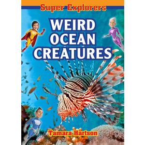 Lone Pine Weird Ocean Creatures