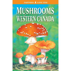 Lone Pine Mushrooms of Western Canada