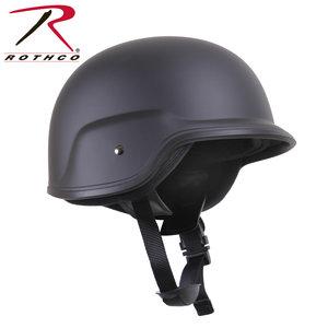Rothco Rothco GI Style ABS Helmet Black - L/XL (1994)
