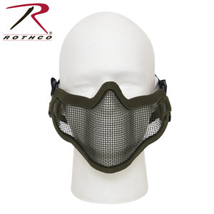 Rothco Mesh Lower Mask -Olive Drab OD (Rothco)