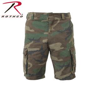 Rothco Rothco Vintage Paratrooper BDU Shorts (WOODLAND)
