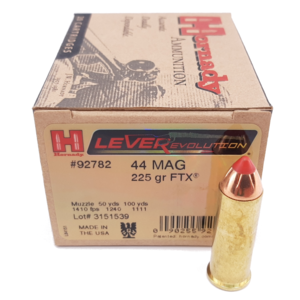 Winchester Hornday 44 MAG (225 Grain FTX) #92782