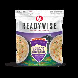 Readywise Readywise Creamy Pasta & Chicken (122g)