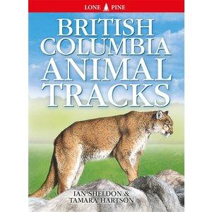 Lone Pine British Columbia Animal Tracks