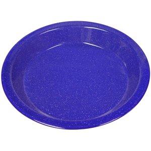 World Famous World Famous Blue Enamel Pie Plate (#715)