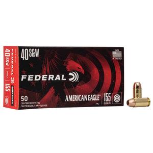 American Eagle Federal American Eagle 40 S&W 155 Grain FMJ