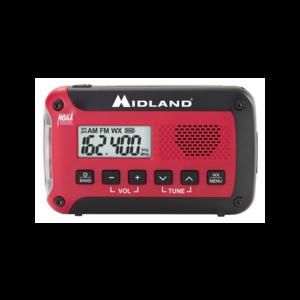 Midland Midland Emergency AM/FM Weather Radio (ER10VP)