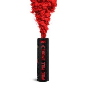 Enola Gaye Smoke Grenade (Wire Pull)  Red