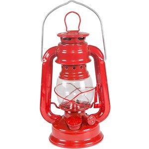 """Stansport Stansport 8"""" Red Kerosene Lantern (130)"""