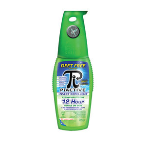 PiActive PiActive Insect Repellent Spray w/ Compass (175ml - 12 Hour) DEET Free!