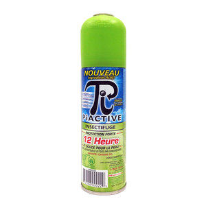 PiActive PiActive Insect Repellent Spray (150 g - 12 Hour) DEET Free!