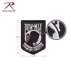 Rothco POW / MIA Patch (Sew On)