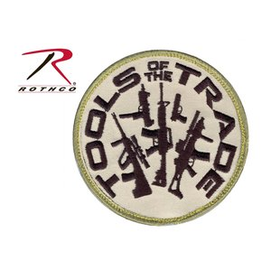 Rothco Rothco Tools of the Trade Patch (Velcro)