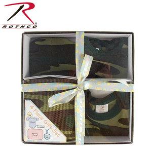 Rothco Rothco BABY Camo Set (Green CAMO) 3-6 Month