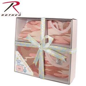 Rothco Rothco BABY Camo Set (Pink) 3-6 Month