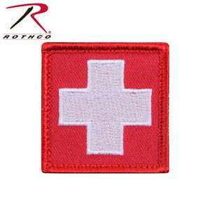 Rothco Rothco White Cross Medic Patch (Velcro) 72205