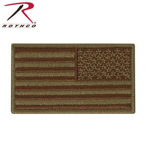 Rothco USA Reverse OCP USAF Tac Flag Patch (Velcro)