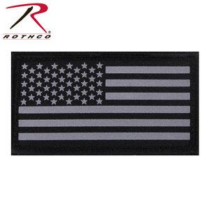 Rothco US Flag (Reflective) Velcro #1909