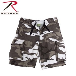 Rothco Vintage Paratrooper BDU Shorts (CITY CAMO)