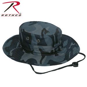 Rothco Rothco Dark Blue Camo Boonie Hat (Stretch Fit) 52560
