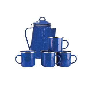 Stansport Stansport Coffee Pot & 4 Mug Set w/ Percolator