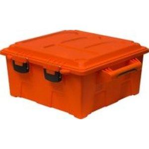 Mil-Spex Mil-Spex Survival Storage Box (75-079) Orange