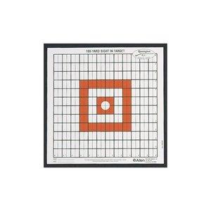 Allen Company Allen Ez Aim 12x12 GRID Target 13 PACK (15495)