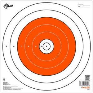 Allen Company Allen Ez Aim 12x12 Bullseye Target (15496) 12 Pack