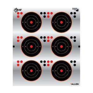 "Allen Company Allen EZ Aim Reflective3"" Circle 4-Targets (15231)"