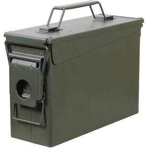 US Military 30 Caliber Metal Ammo Can (NEW)