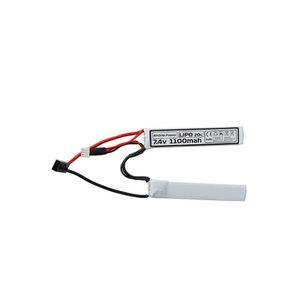 RHAM Power RHAM 7.4v Li-Po 1100mAH Nunchuk Airsoft Battery (20C)