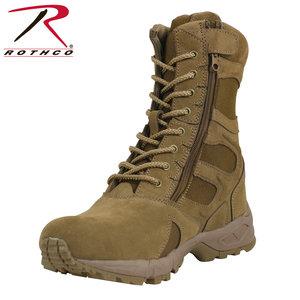 "Rothco Rothco 8"" Forced Entry DESERT TAN Boot"