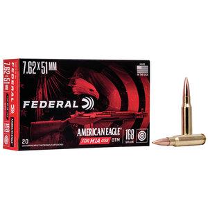 American Eagle American Eagle 7.62 x 51 (168 Grain OTM) A76251M1A