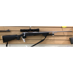 Consignment Browning A-Bolt Rifle (338 WIN MAG) w/ Zeiss Scope