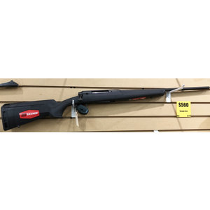 Savage Savage AXIS Black Rifle  (30-06) NEW