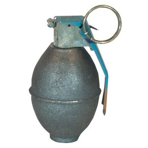Fox Outdoor Dummy Grenade - Lemon