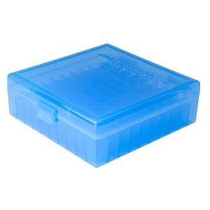 Berry Berry's 44 Mag/45 Colt (100 Rd) Ammo Box (BLUE)