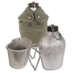 Canteens & Mess Kits