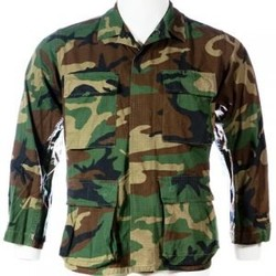 Surplus Military Tops