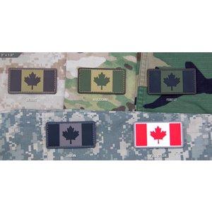 Milspec Monkey Canadian Flag PVC Patch