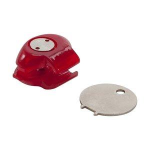 Allen Company Allen Standard Gun Lock  (RED)