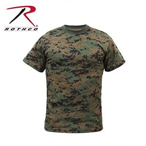 Rothco Kid's MARPAT Digital T-Shirt