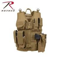 Rothco Rothco Kid's Tactical Vest (Coyote Tan)