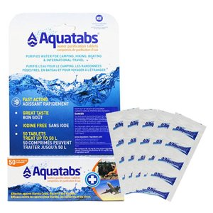 Aquatabs Aquatabs Water Purification Tablets (50 ct.)