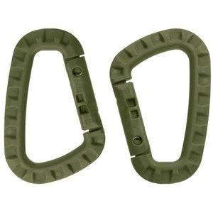 Mil-Spex Mil-Spex Tactical Biners 2 PACK (Foliage Green)