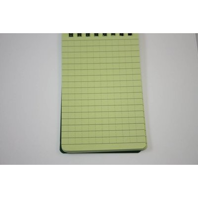 "Mil-Spex Mil-Spex All-Weather Notebook - 6"" x 4"" (MAG7)"
