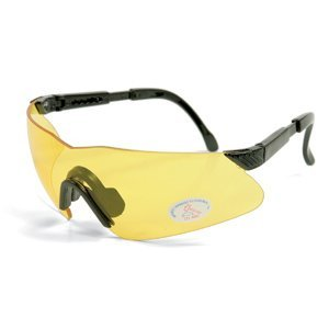 Unex Unex YELLOW Safety Sport Glasses