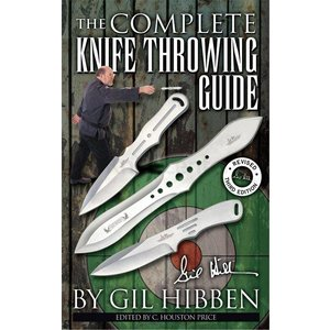 Hibben/United Cutlery The Complete Knife Throwing Guide Book (Hibben)