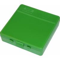 MTM MTM .45 ACP/40 S&W (100 Round) Flip Top Box - Green